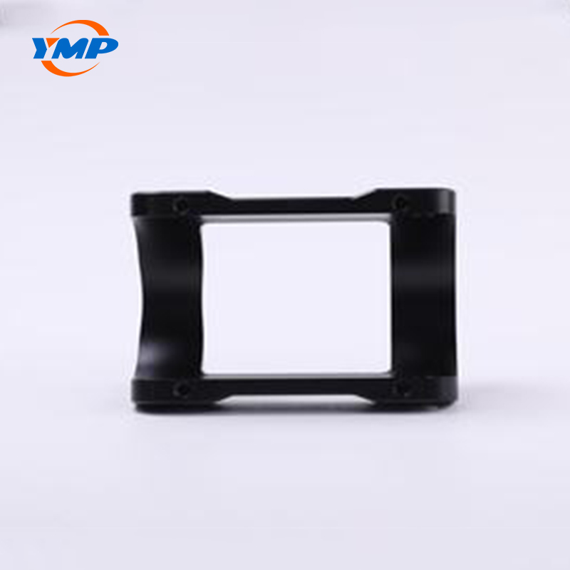 CNC Machining Aluminum Parts With Black