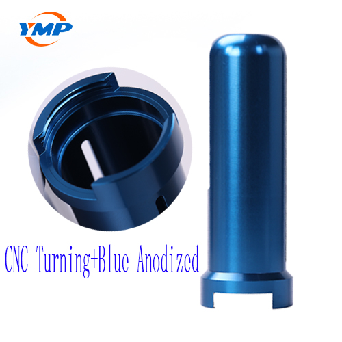 High-standard-custom-plastic-cnc-turning-parts-with-knurling-parts-4